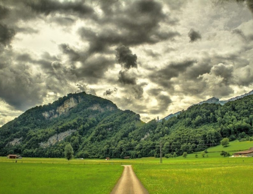 HDR Images Of Boring Ordinary Scenes